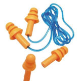 シリコーンの耳プラグを取り消す水証拠の安全再使用可能な騒音