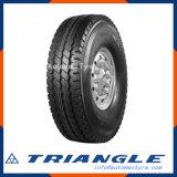 285/75r24.5 China berühmte Marken-hochwertiges heißes verkaufendreieck aller Stahlhochleistungs-LKW-Reifen
