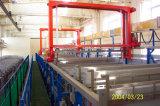 Riga elettroforetica della macchina della strumentazione di verniciatura a spruzzo del rivestimento della polvere