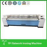 CER anerkannte industrielle Bügelmaschine /Electric, das Wäscherei Ironer erhitzt