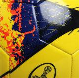 La nuova abitudine ha stampato la sfera durevole di gioco del calcio di 9 pollici