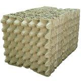 El papel usado del alto rendimiento recicla la bandeja del huevo que hace la máquina (ET6000)