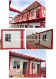 Grünes vorfabriziertes/bewegliches Aufbau-umweltsmäßigvorfabrizierthaus
