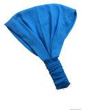 Le fasce larghe del cotone di modo per la testa respirabile di sport di Wicking dell'umidità delle donne sposta la sciarpa