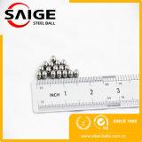 L'AISI52100 G100 de 5mm meulage magnétique bille en acier