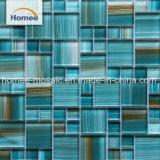 Piscina mosaico mosaico Mosaico de vidrio Piscinas