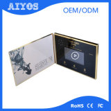 "High Quality 4,3 "" 7 "" 10 "" LCD Video Greeting Card"