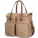 سحاب رجال نوع خيش سفر [دوفّل] حقيبة حقيبة