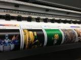 Xaar1201 Digitale Printer 1.52m van Inkjet het Afdrukken Breedte