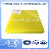 Желтая плита UHMWPE для обвайзера стыковки