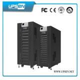 Cer Diplom10-200kva IGBT Entzerrer Niederfrequenzonline-UPS für Netz-Rechenzentren