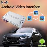 Auto androider GPS-Navigations-Kasten für 14-16 Mazda 3 Video-Schnittstelle