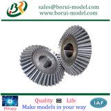 CNCの機械化の部品中国