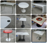 Искусственным мрамором Tellworld бар стол с глянцевые цветные (TW-MATB-126)