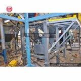 Überschüssige PE/PP Flaschen-waschende Plastikzeile, die Maschinen-Pflanze aufbereitet