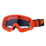 UV400 고글 Motocross 고글을 순환하는 방어적인 기관자전차 고글을%s 가진 모터 보호 안경