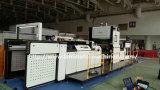 Máquina de estratificação da película automática de Zfm-1080b com faca Chain