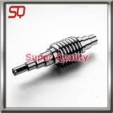 CNC de alta calidad de mecanizado profundo perfil de aluminio Industrial