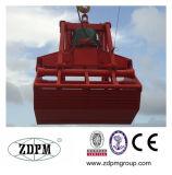 Elektrische hydraulische Seil-Maschinenhälften-Zupacken-Wanne