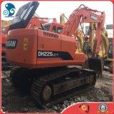 excavador hidráulico usado 2012-2015year de la correa eslabonada de Doosan (DH225-7/DH220-7)