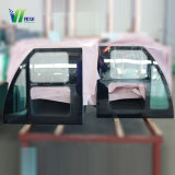 To Safety car Glass bend bus wind screen Laminated wind screen