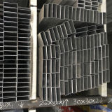 Tausendstel-Ende-rechteckiges Aluminiumrohr 6063