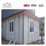 Petite Chambre à la maison préfabriquée de villa d'étage simple fabriquée en Chine