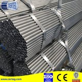 Tubo de acero redondo 32m m negro laminado en caliente/tubo de acero redondo