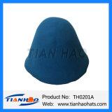 Wolle-Filzcloche-Hut-Haube für Dame Hat