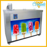 Glace commerciale Lolly Popsicle Ice Candy Maker Machine