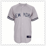 Più nuovo baseball su ordinazione Jersey di stampa dei vestiti di sublimazione