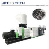Un tornillo de reciclaje de film de burbujas máquina Re-Pelletizing