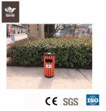 Piscina Eco-Friendly Damproof WPC caixote do lixo