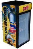 De mini Koeler van de Vertoning van de Drank van de Nietigheid van de Frisdrank Koelere (jga-SC120)