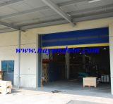 Eléctrico Industrial de rodillos de laminación de alta velocidad de la puerta de obturador