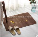 En caoutchouc imperméabiliser le couvre-tapis desserré d'entrée principale de cuisine