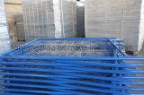 Revestimento a pó de cor azul de painéis de proteção temporária para venda (XMR100)