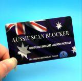 Protector de carteira sinal cartão de bloqueio anti RFID