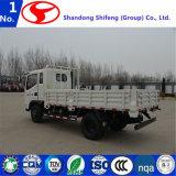 荷車引きの貨物は平面トラックをトラックで運ぶ