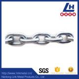 Сплав G80 покрынный цинком хлеща цепь соединения