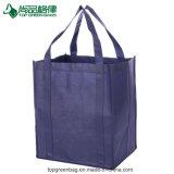 Sacs de magasinage réutilisables tote de légumes non tissé sac à main