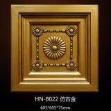 De decoratieve Waterdichte Tegels van het Plafond van de Daling Pu/Medaillon hn-B022