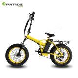 chino sin cepillo de la aleación de aluminio de 250W 36V 20 '' plegable bici eléctrica