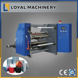 CNC coupeuse en long film automatique de la rebobineuse Machine rotative