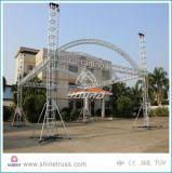 Алюминиевая башня подъема ферменной конструкции, алюминиевая ферменная конструкция студии для сбывания