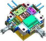 Прессформа заливки формы Dme стандартная Two-Plate с 4 Сползает-W