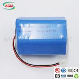 batteria di potere del pacchetto Icr18650 25.9V 2000mAh della batteria ricaricabile 7s1p