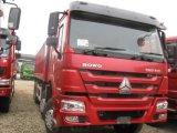 Camion à benne basculante à extrémité élevé de Dongfeng 6X4 en stock à vendre