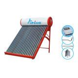 Calefator de água solar não pressurizado do sistema do estojo compato