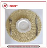 Baumwolle und Belüftung-Teller-Matten/Placemats